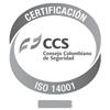Certificación ISO 14001 CCS