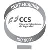 Certificación ISO 9001 CCS