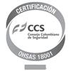 Certificación OHSAS 18001 CCS